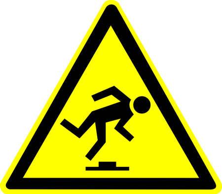 warning sign Stock Photo - 10645698
