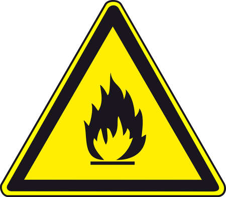 warning sign Stock Photo - 10645708