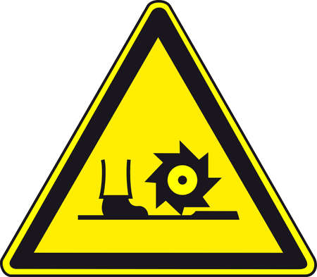 warning sign Stock Photo - 10645706