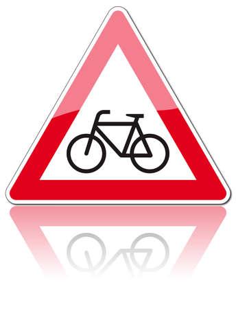pedestrian sign: traffic signs Illustration
