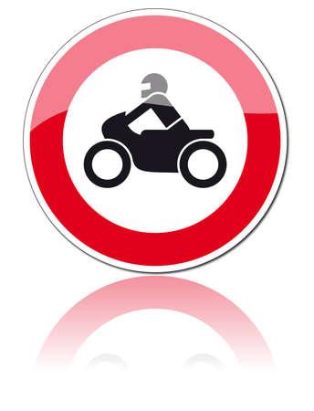 no parking sign: traffic signs Illustration
