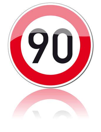 one hundred and ten: las se�ales de tr�fico