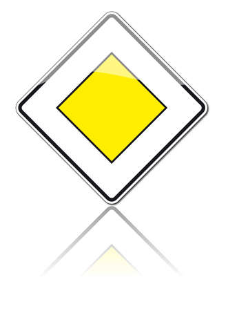 traffic signs Stock Vector - 10648116