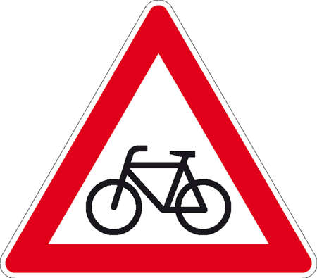 traffic signs Stock Vector - 10647813