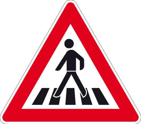 Segnali stradali Vettoriali