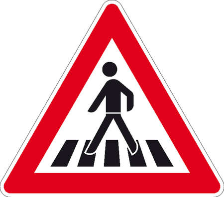 traffic signs Stock Vector - 10647816