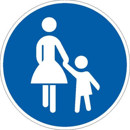 verkeersborden Vector Illustratie