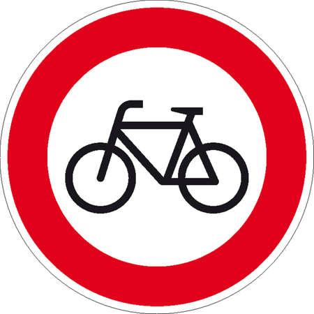 pedestrian: traffic signs Illustration