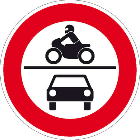 traffic signs Stock Vector - 10647893