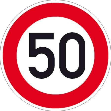 one hundred and ten: se�ales de tr�fico