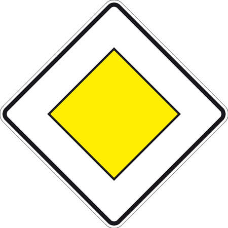 traffic signs Stock Vector - 10647828