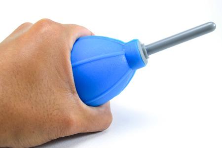 air cleaner: bomba soplante de aire más limpio para el polvo en la cámara