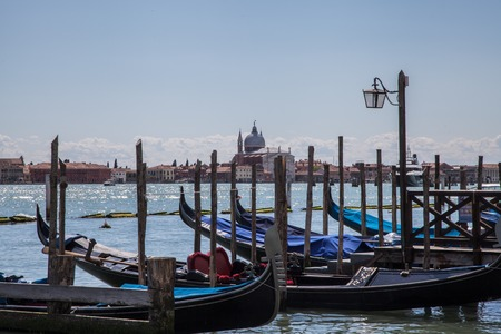 hollidays: Gondolas in Venice