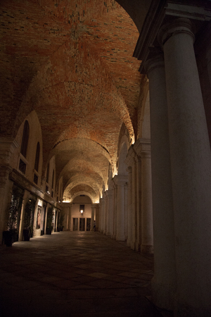 hollidays: Vicenza basilica Editorial