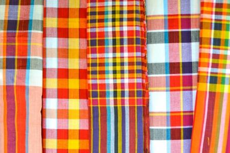 loincloth: Thai loincloth Stock Photo