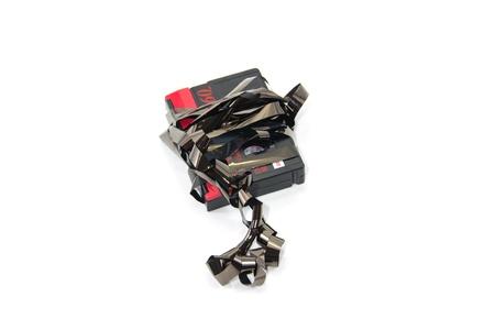 vdo: old VDO Tape Cassette ,Mini DV
