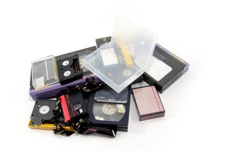 old VDO Tape Cassette tape
