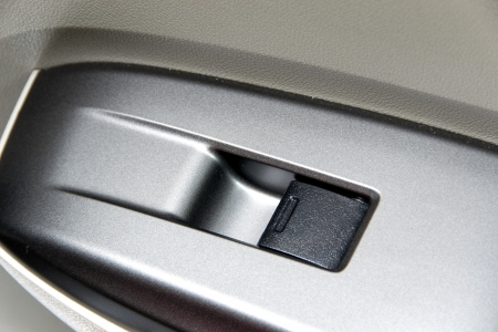 car door panel control photo