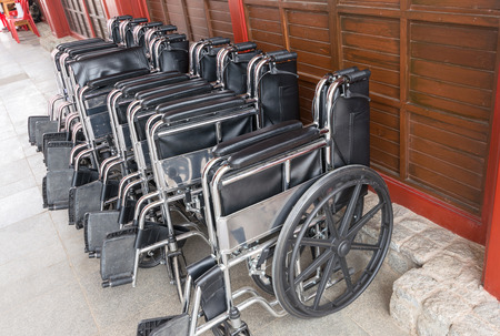 Wheelchair service for Disabled and elderly