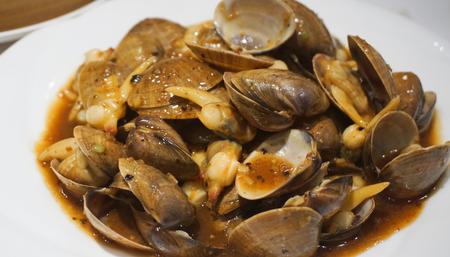 Guangdong seafood