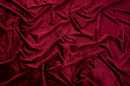 暗い赤いベルベット高級感