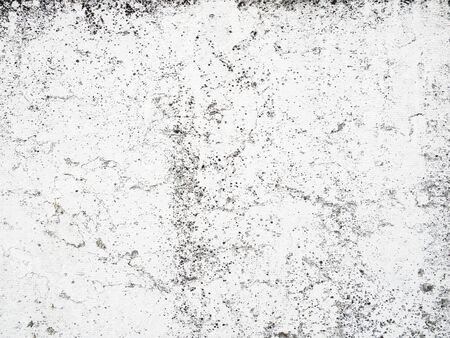 Old white marble texture, with gray spots. Perfect background with space.