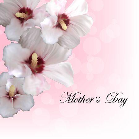 hibiscus flower vector clip art flowers tropical planrs