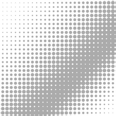 Abstract halftone. Black dots on white background. Halftone background. Vector halftone dots. halftone on white background. Background for design. Eps 10 Illusztráció