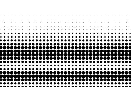 Abstract halftone. Black dots on white background. Halftone background. Vector halftone dots. halftone on white background. Background for design.