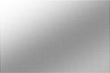 Abstract design halftone. Black dots on white background. Halftone background.
