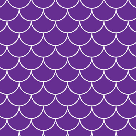 Seamless fish pattern Stock Illustratie