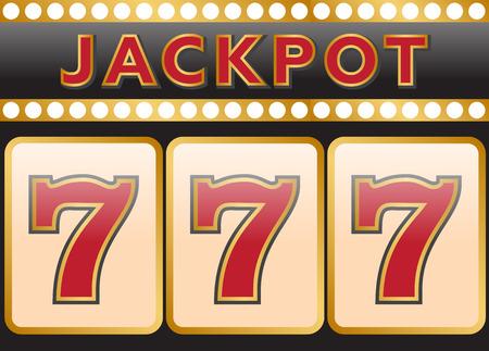 slot: Lucky seven jackpot