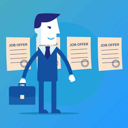 job offers: Manager job offers chooses