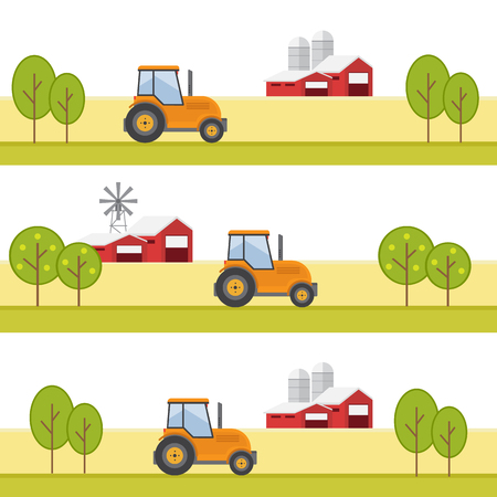 agribusiness: Agriculture and Farming. Agribusiness. Rural landscape