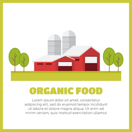 agribusiness: Organic products. Agriculture and Farming. Agribusiness Rural landscape