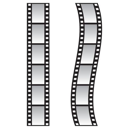 Conjunto De Diapositivas Marco De La Película, Rollo De Película De ...