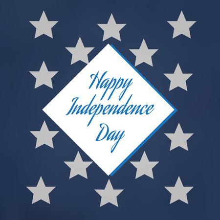 streamers: Independence day celebration background