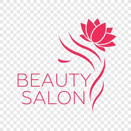 Beauty logo for hair salon. Logo hair vector 向量圖像