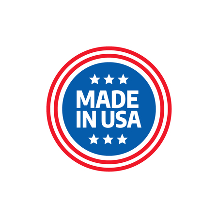 Made in USA premium quality tags. Made in USA