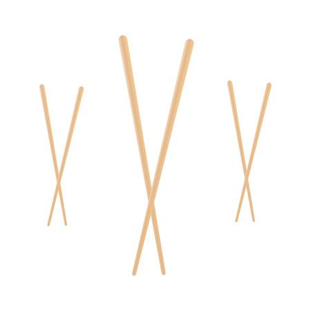 Asian eating sticks. Bamboo chinese food chopstick 写真素材 - 127721199