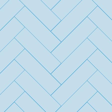 White herringbone parquet pattern vector. herringbone diagonal Ilustração