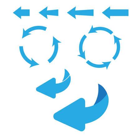 Flip over or turn