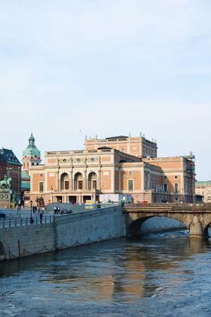 Royal Stockholm City opera