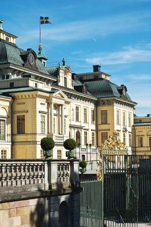 royale: Palacio de Drottningholm royale en Estocolmo