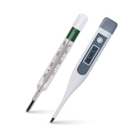 thermometers: Thermometers Illustration