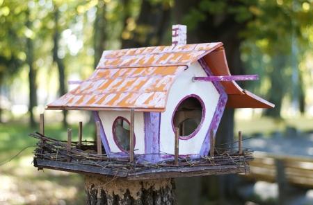 birdhouse: Birdhouses. Vintage style