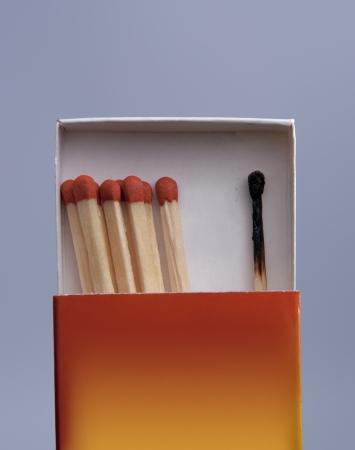 matchbox: Matchbox Stock Photo
