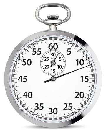 stop watch: Stop watch. Vector illustration