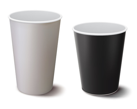 coffee cup vector: Coffee cup isolated  Vector illustration