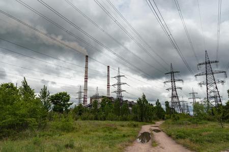 globalwarming: Coal power plant